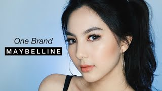Video ONE BRAND MAYBELLINE / Easy Glowing Bronze Makeup Tutorial ✨ MP3, 3GP, MP4, WEBM, AVI, FLV Juni 2018