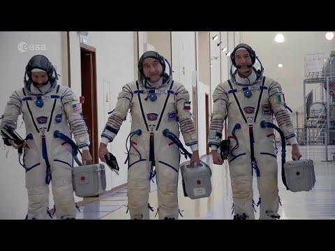NASA-Astronaut: »Die Sojus ist wirklich ein schönes S ...