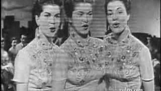 Video LOST MCQUIRE SISTERS on ARTHUR GODFREY SHOW MP3, 3GP, MP4, WEBM, AVI, FLV November 2018
