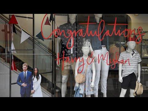 Βρετανία: Ο βασιλικός γάμος εκτίναξε τις πωλήσεις λιανικής…