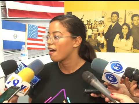 Embajada de Estado Unidos desarrolló feria de empoderamiento de jóvenes del Triángulo Norte