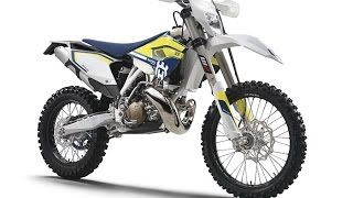 5. 2016 Husqvarna TE300 With a 54 hp power output
