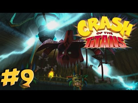 Crash of the Titans: Episodes 16 and 17