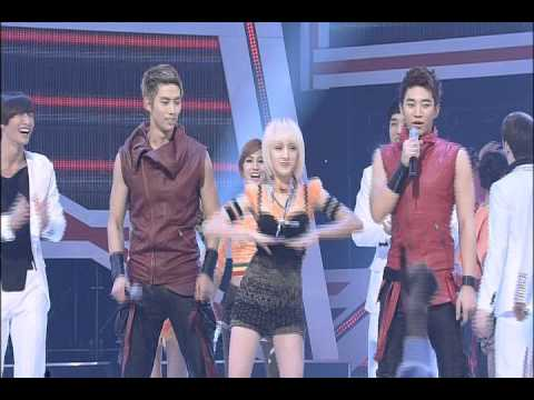 2PM Encore Perf with 2AM and Miss A