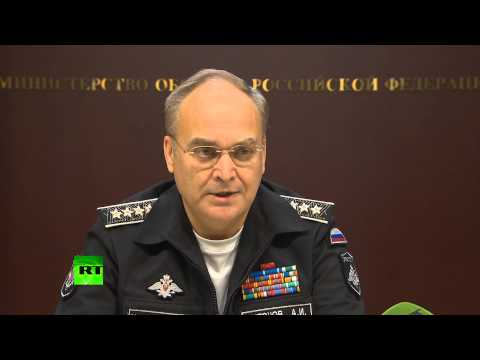 Russian Defense Min on MH17: Most US evidence based on social media posts