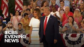 Critics slam Trump's
