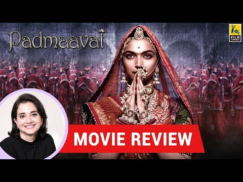 Anupama Chopra's Movie Review of Padmaavat | Ranveer Singh | Deepika Padukone | Shahid Kapoor
