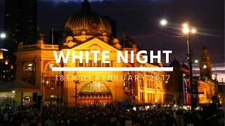 WHITE NIGHT | 18TH OF FEBRUARY 2017 | EMMA LOUISE