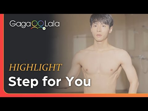 "We'd totally get into the shower with the guy from Korean gay short film ""Step for You"" if he asked!"