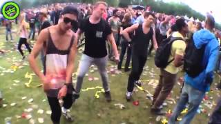The Best Antidepressant - Benny Hill Ravers