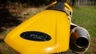 5. 2006 Yamaha Yz250f 50th Anniversary GYTR Edition ( GYTR Exhaust Sound Bite )