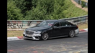 2018 Mercedes-AMG S 63 prototype still testing at Nurburgring? It seems Mercedes-Benz is still testing and honing the 2018 Mercedes-AMG S 63 out on the Nurburgring, with this prototype spotted just over a week ago.For more info and images head over to our news story here:http://performancedrive.com.au/2018-mercedes-amg-s-63-prototype-spied-still-testing-nurburgring-video-1310/