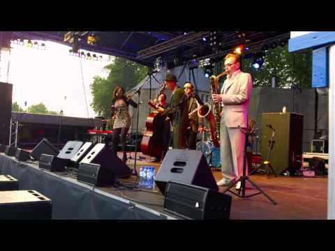 shanna waterstown & the drew davies rhythm combo