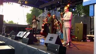 shanna waterstown & the drew davies rhythm combo