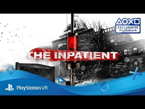 The Inpatient - Trailer de lancement - PSVR