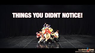 Video things you did notice in wanna one's I.P.U dance practice MP3, 3GP, MP4, WEBM, AVI, FLV Juni 2018