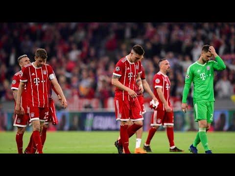 1:2 gegen Real Madrid - Droht dem FC Bayern in der Ch ...