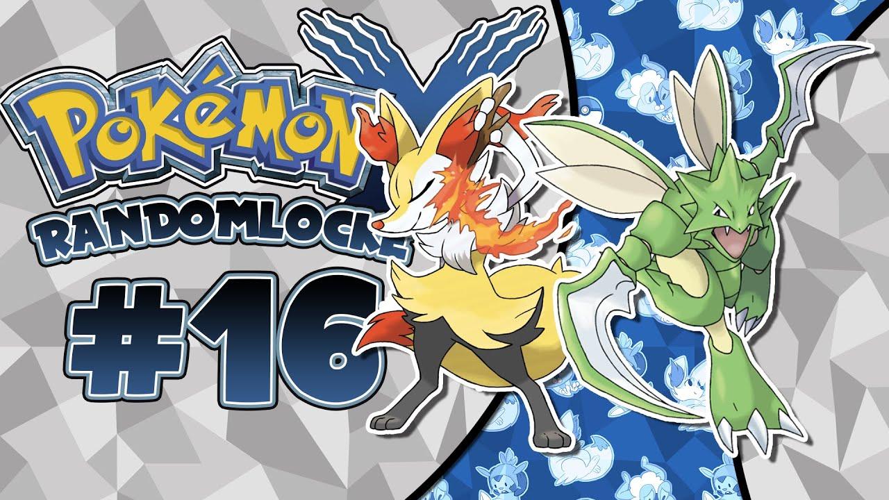 Pokémon X Randomlocke Ep.16 – LA VIRGEN SE ME HA APARECIDO!
