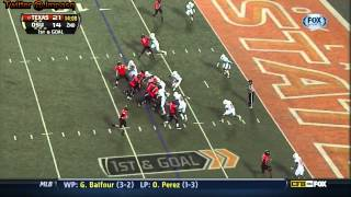 Joseph Randle vs Texas (2012)