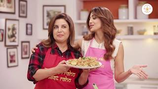 Variety is the spice of life so today, I'm going to cook some amazing Chicken Yakhni Pulao with an equally amazing guest! That's right, the one and only Farah Khan is in studio with me! She's a fantastic cook and an equally fantastic person so cooking with her was a lot of fun!Here is the link for all the fitness freaks out there - http://bit.ly/ShilpaShettyKundraDon't forget to Like & Share for more fitness videos!!!Like us on Facebook - https://www.facebook.com/TheShilpaShetty/Follow us on Twitter - https://twitter.com/TheShilpaShettyFollow us on Instagram - https://www.instagram.com/theshilpashetty/