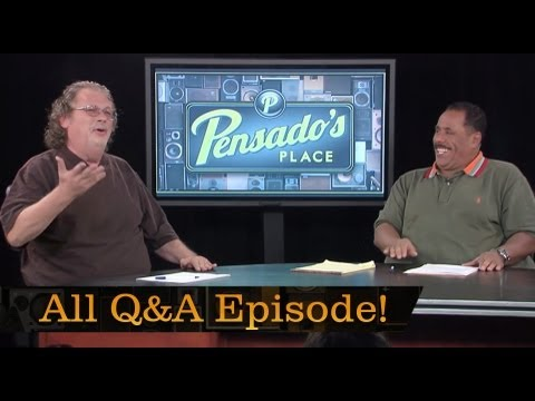 Music Industry Question and Answer Session – Pensado's Place #120