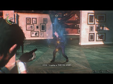 【PS4】The Evil Within 2 - #14 Ch8 Stefano Boss Battle(Survival No Damage 100% Collectibles)
