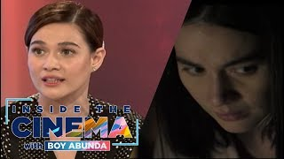 INSIDE THE CINEMA – EERIE: Bea and Charo talk about their respective roles