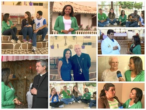 Pelos caminhos da Fé - Jovens Missionários Continentais