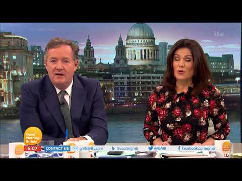 Piers Can't Wait For The Royal Stag-do! | Good Morning Britain