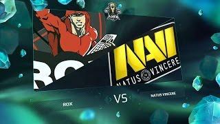 ROX vs NV - Неделя 5 День 2 / LCL