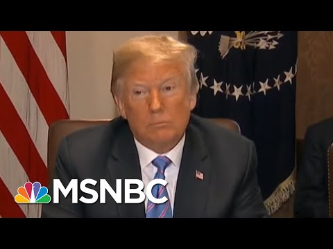 Will The President's Words Today Give Senator Corker's Push Even More Momentum? | Katy Tur | MSNBC