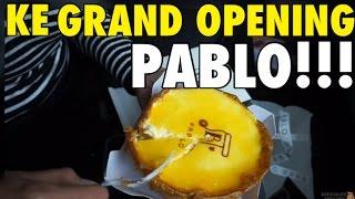 Video Boengkoes#62: Makan PABLO CHEESE TART | GRAND OPENING PABLO Indonesia @ Gandaria City MP3, 3GP, MP4, WEBM, AVI, FLV Oktober 2017