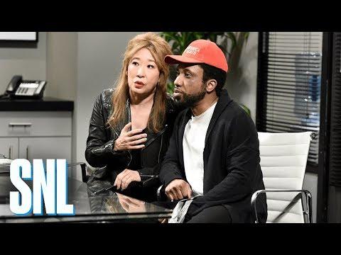 MARCH 31, 2019 10:09AM ET Watch 'SNL' Question Jussie Smollett's Innocence in 'Empire' Meeting Sketch