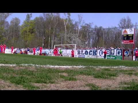Video: Spielszenen: ZFC Meuselwitz - 1. FC Magdeburg Tor zum 0:1