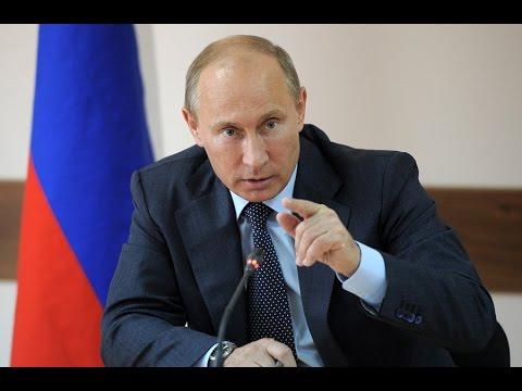ШОК!!Путин начинает выпускать Боеголовки (видео)