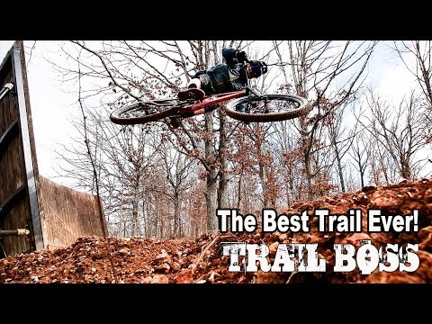 Riding the Best Trail Ever | Springdale, Arkansas