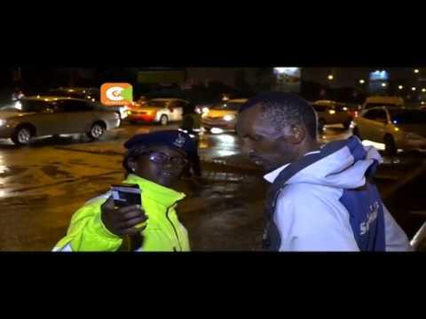 24 motorists arrested during NTSA swoop (видео)