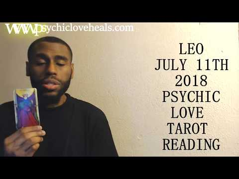 "LEO ""CAN YOU STAY FIRM? BE AWARE OF AN EMOTIONAL GAME"" LOVE TAROT JULY 11TH 2018"