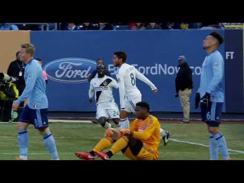 Video: SLO-MO: Jonathan dos Santos pulls one back v. NYCFC