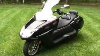 7. 2006 Yamaha Morphous Walk around