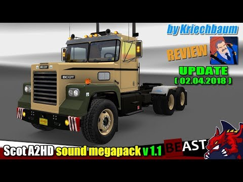 Scot A2HD Sound Pack v1.1