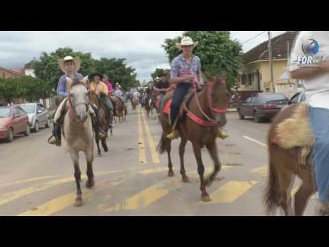 História da Cavalgada - Barão de Antonina