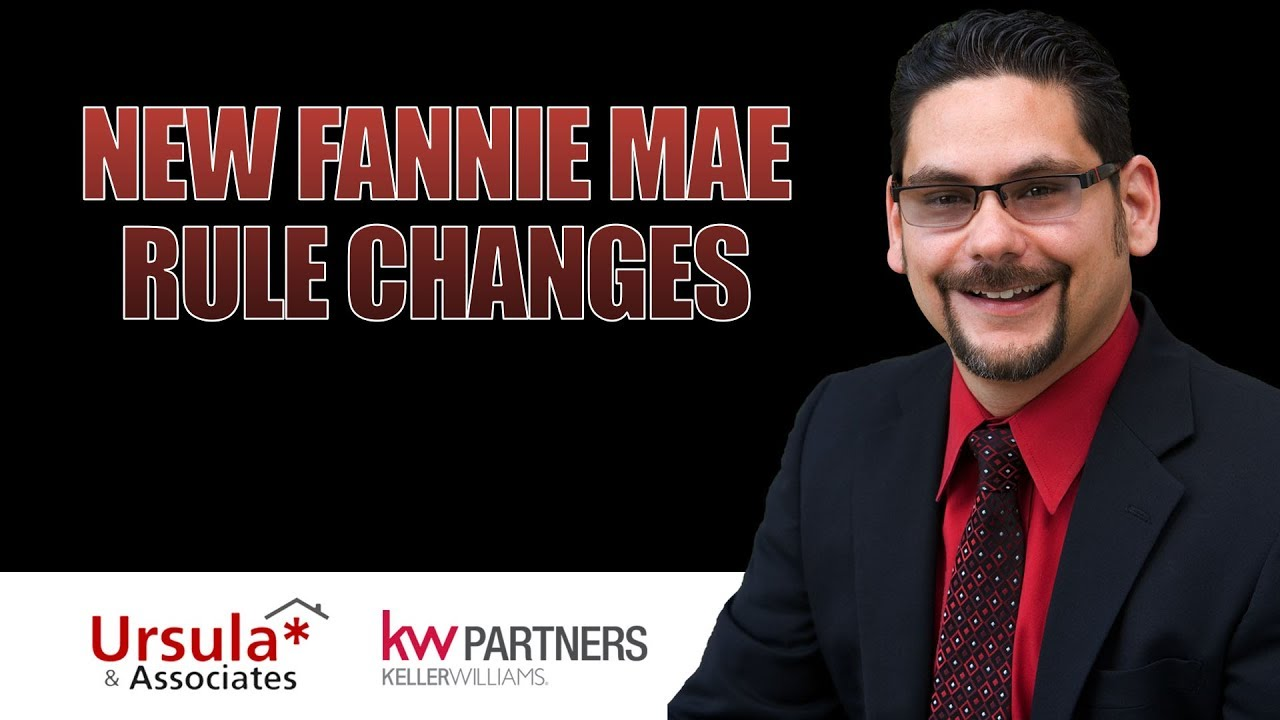 What Rules Has Fannie Mae Changed About Qualifying for a Loan?