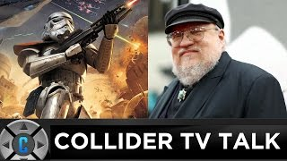 Star Wars Live Action TV Series At ABC? George R.R. Martin Superhero Show? - Collider TV Talk by Collider