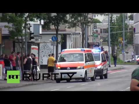 Jedna osoba mrtva, dve ranjene u napadu u Nemačkoj