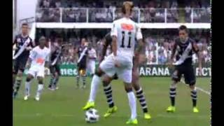 Globo Esporte SP   Santos 2 x 0 Vasco 06 11 2011   YouTube