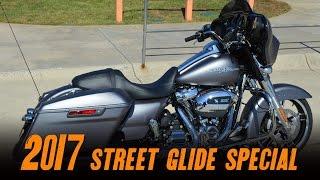 10. 2017 Harley-Davidson® FLHXS - Street Glide® Special Charcoal Denim