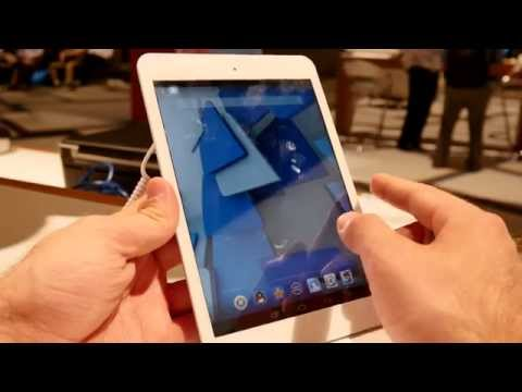 HP 8 Tablet Hands On [4K]