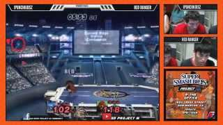 $100 Money Match: Mr. Brandandorf vs Red Ranger @ Paragon 2015 Trailer