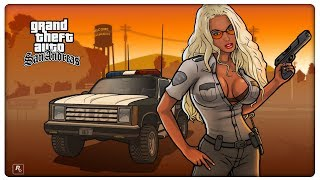 Let's Play GTA SAN ANDREAS #02- Die BALLAS regieren LOS SANTOS -  Deutsch/German.